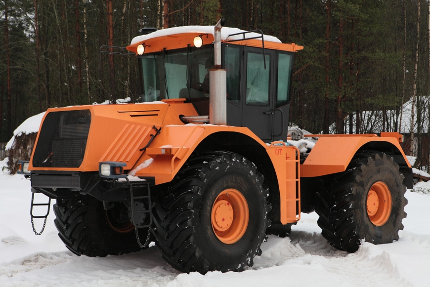 Сельскохозяйственный бум. В Челябинской области открыли новый тракторный завод