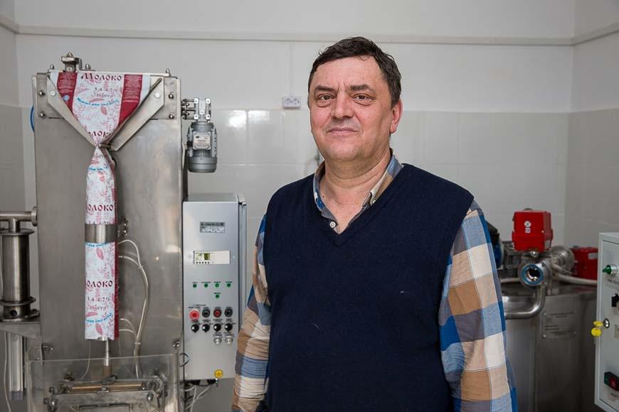 Сергей Сидоров, инженер-изобретатель